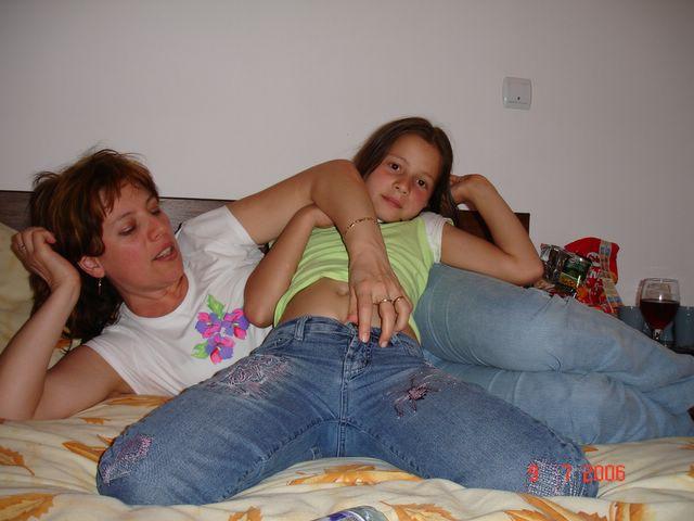 Мама и дочь порно вк
