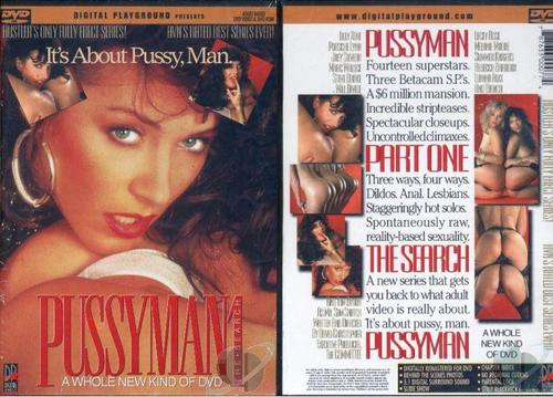 Pussyman 1993 David Christopher Tom Byron Bionca Lacy Rose Leanna Foxxx