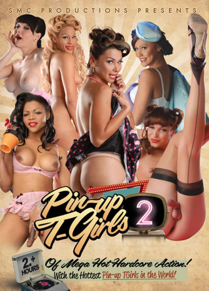 Pinup T-Girls 2 (2012)