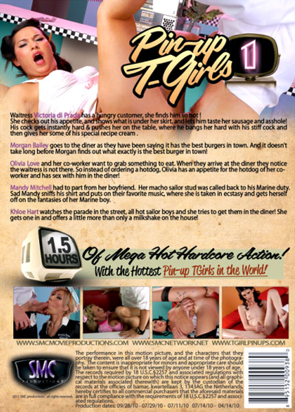 Pinup T-Girls (2011)