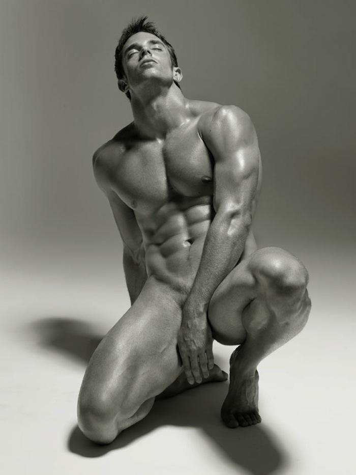 фото красивое тело голого парня