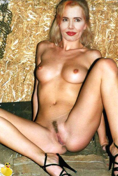 Geena davis naked vagina — 9