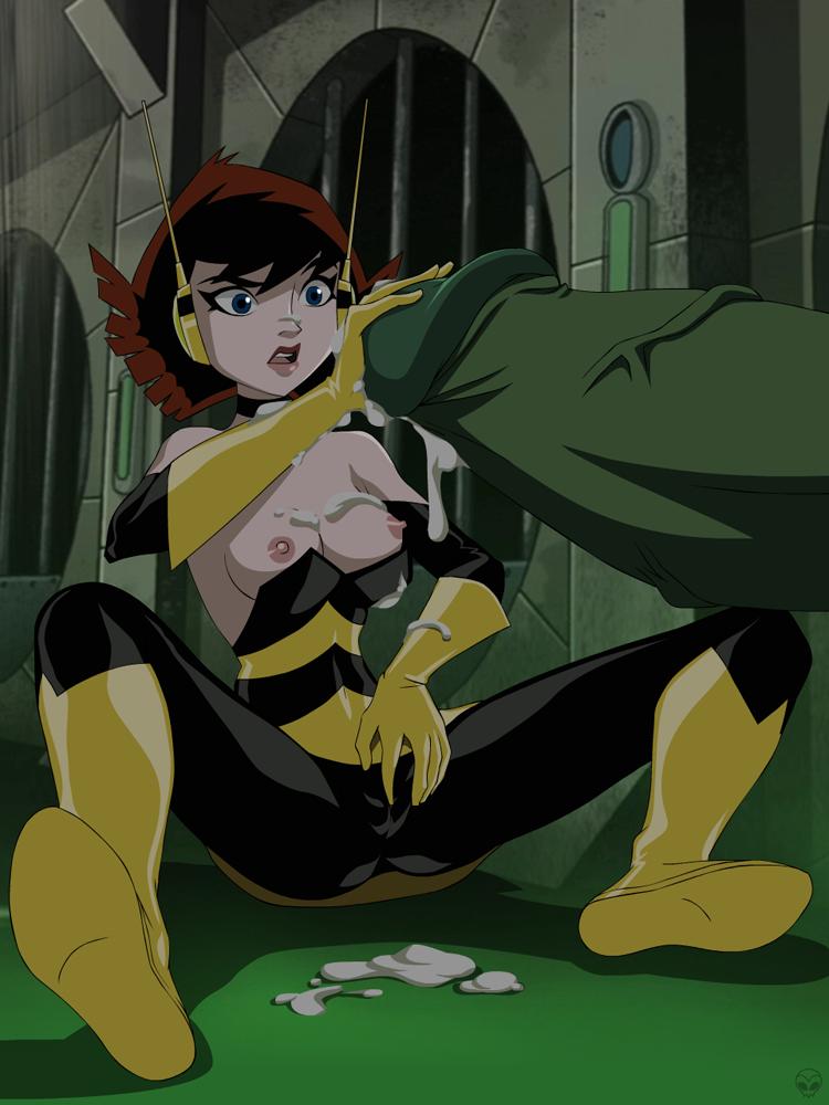 los vengadores los heroes mas poderosos del planeta xxx