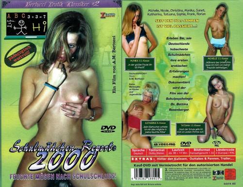 Schulmadchen-Report 2000: Feuchte Mosen nach Schulschlub (2001)
