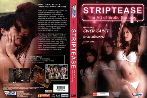 Striptease: The Art of Erotic Dancing