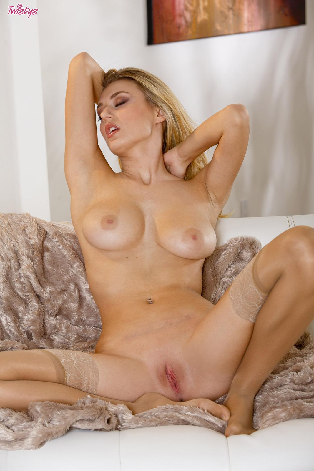 Nude Blonde Twistys