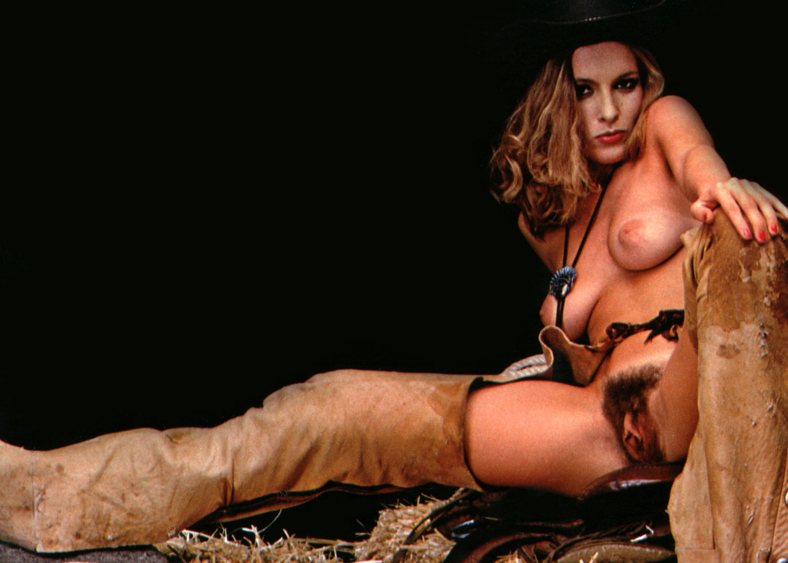 nude cowgirls