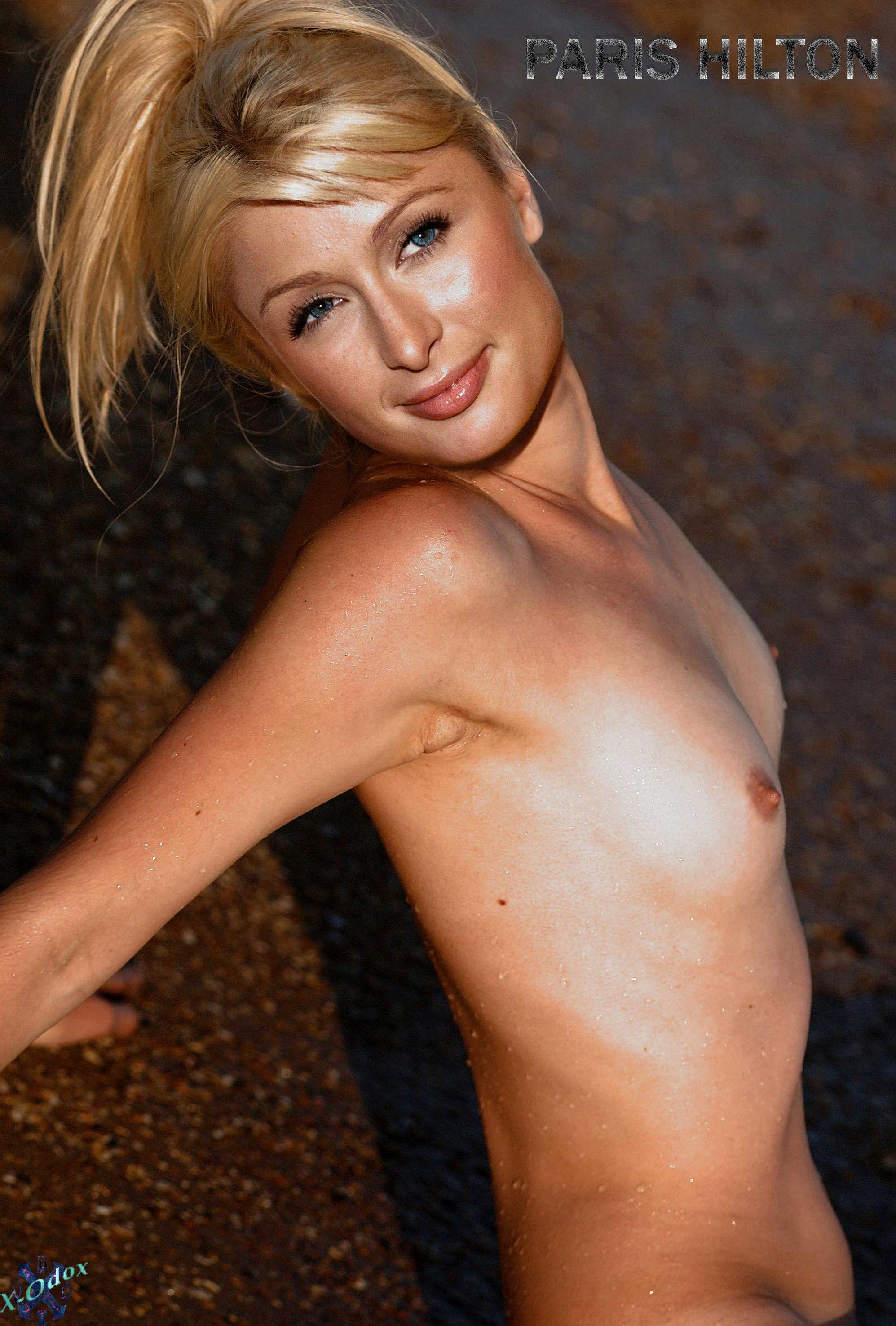 Seeing Paris Hilton Nude Never Gets