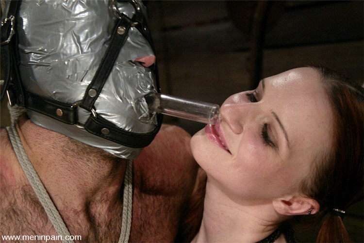 Mistress welcomes her new slave 2