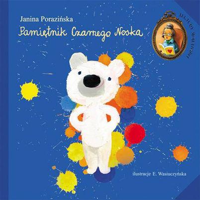 Porazinska Janina - Pamietnik czarnego Noska [Audiobook PL]