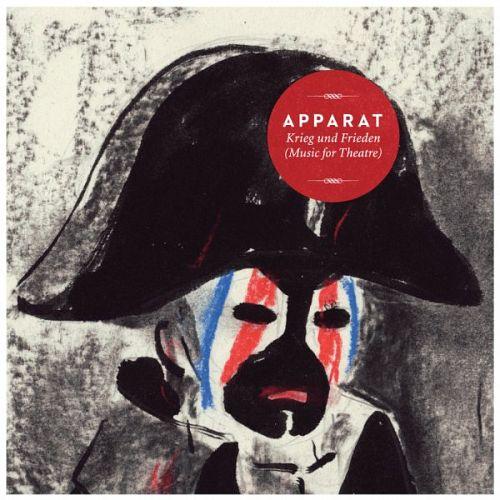 Apparat – Krieg und Frieden (Music For Theatre) (2013)