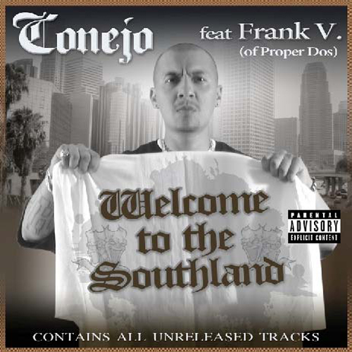 Conejo-Welcome To The Southland (2013)
