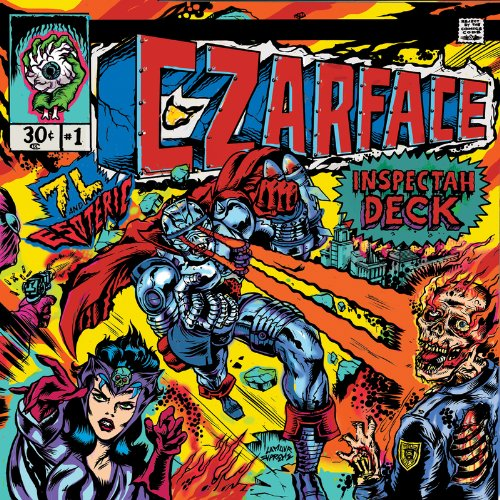 Inspectah Deck 7L And Esoteric – Czarface-(Retail) (2013)