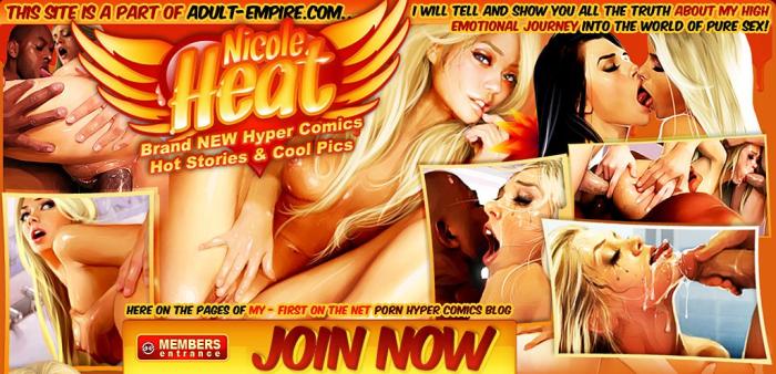 Nicole heat siterip update