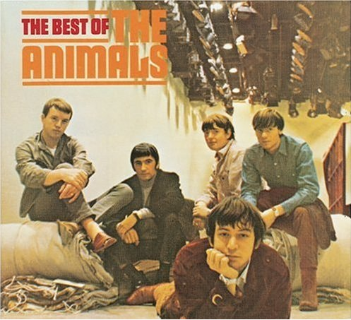 The Animals-The Very Best Of The Animals (2012)