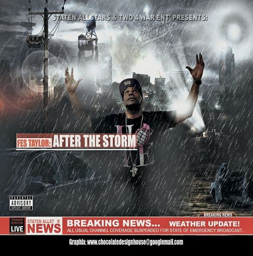 Fes Taylor – After The Storm (2013)