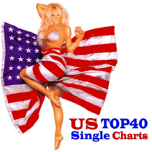 US Top 40 Singles Chart Week 10 (2013)
