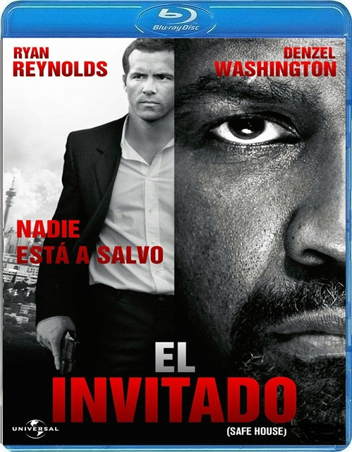 El Invitado (Safe House)(2012) HDRIP Castellano Acción.Thriller.Espionaje Multih