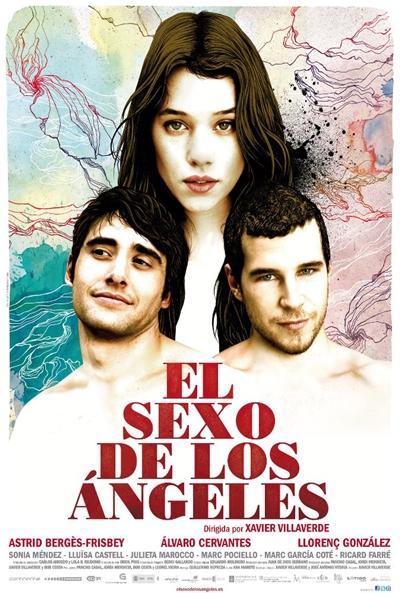 El sexo de los ángeles (2011) DVDRip Castellano Drama,Romance