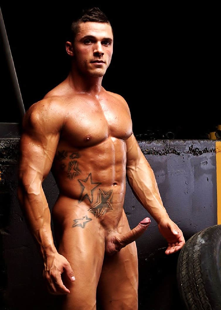 Nude Male Bodybuilder Photos 40