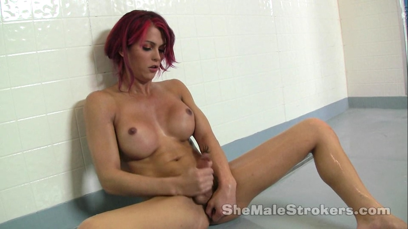 A pov date w stevie shae leaves a load of cum in her mouth 10