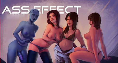 Ass Effect: Reoladed Episode 1