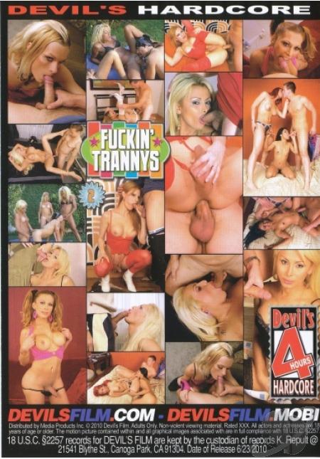 Fuckin Trannys 2 (2010)