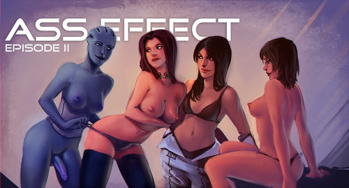 Ass Effect: Reloaded - Episode 2