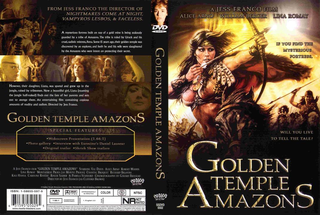 Golden temple amazons 1986 8