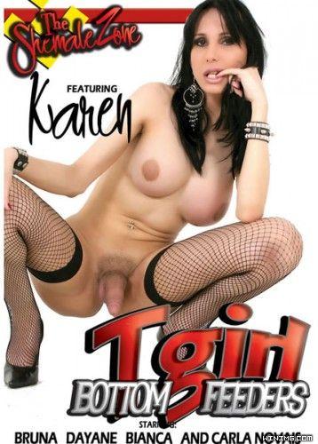 T Girl Bottom Feeders (2012)