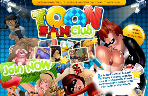 Toon FAN Club Collection + videos