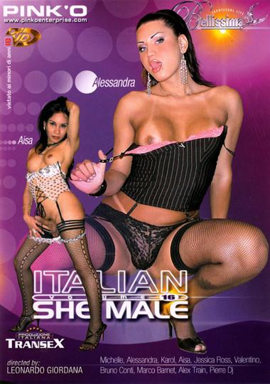 Italian She Male 16 (2005)