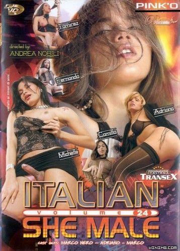 Italian Shemale 24 (2009)