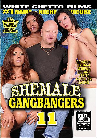 Shemale Gangbangers 11 (2009)