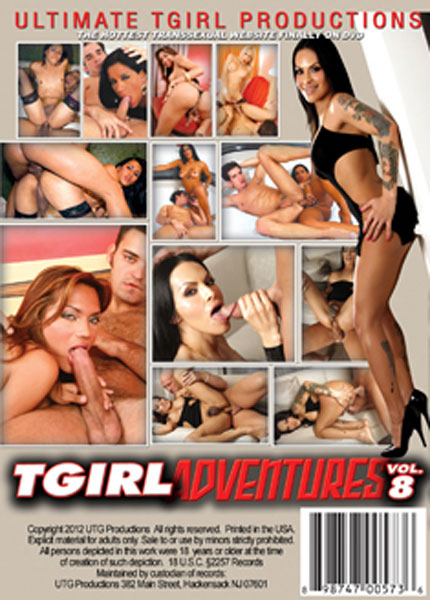 T-Girl Adventures 8 Adult (2012)