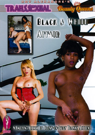 Transsexual Beauty Queens - Black And White Affair (2013)