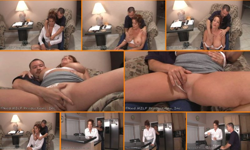 Son massage mom go far - extreme ladyboy fern