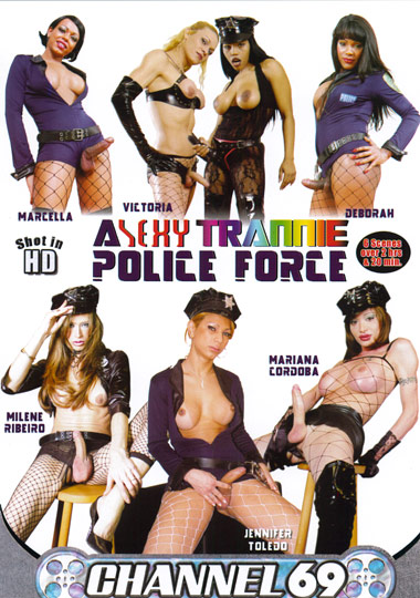 A Sexy Trannie Police Force (2012)