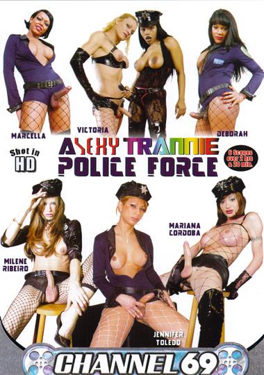 A Sexy Trannie Police Force (2012)