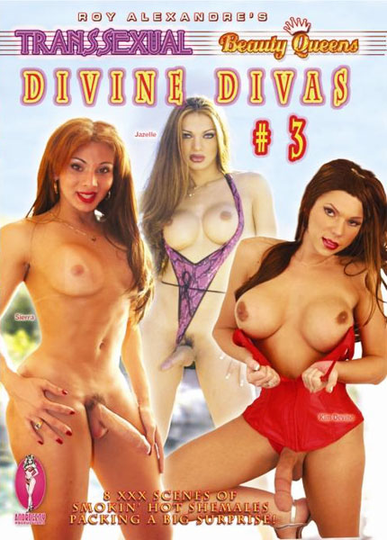 Trannsexual Beauty Queens - Divine Divas 3 (2013)