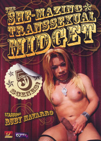 Shemazing Transsexual Midget (2008)