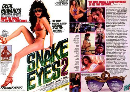 Snake eyes порно скриншот