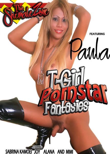 T-Girl Pornstar Fantasies (2013)