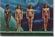 Treehouse nudist contest 1978