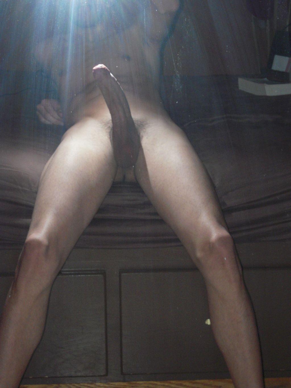 cock amateur selfie Big