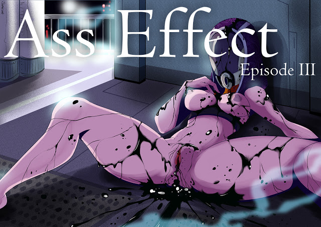Ass Effect: Reloaded - Episode 3 + All RPG Maker cover