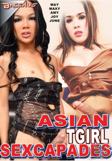 Asian Tgirl Sexcapades (2013)
