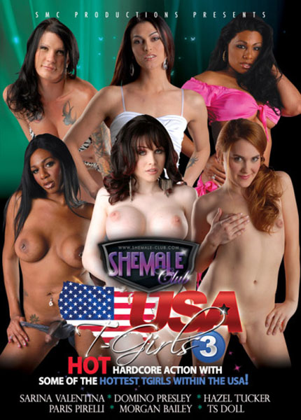 USA T-Girls 3 (2011)