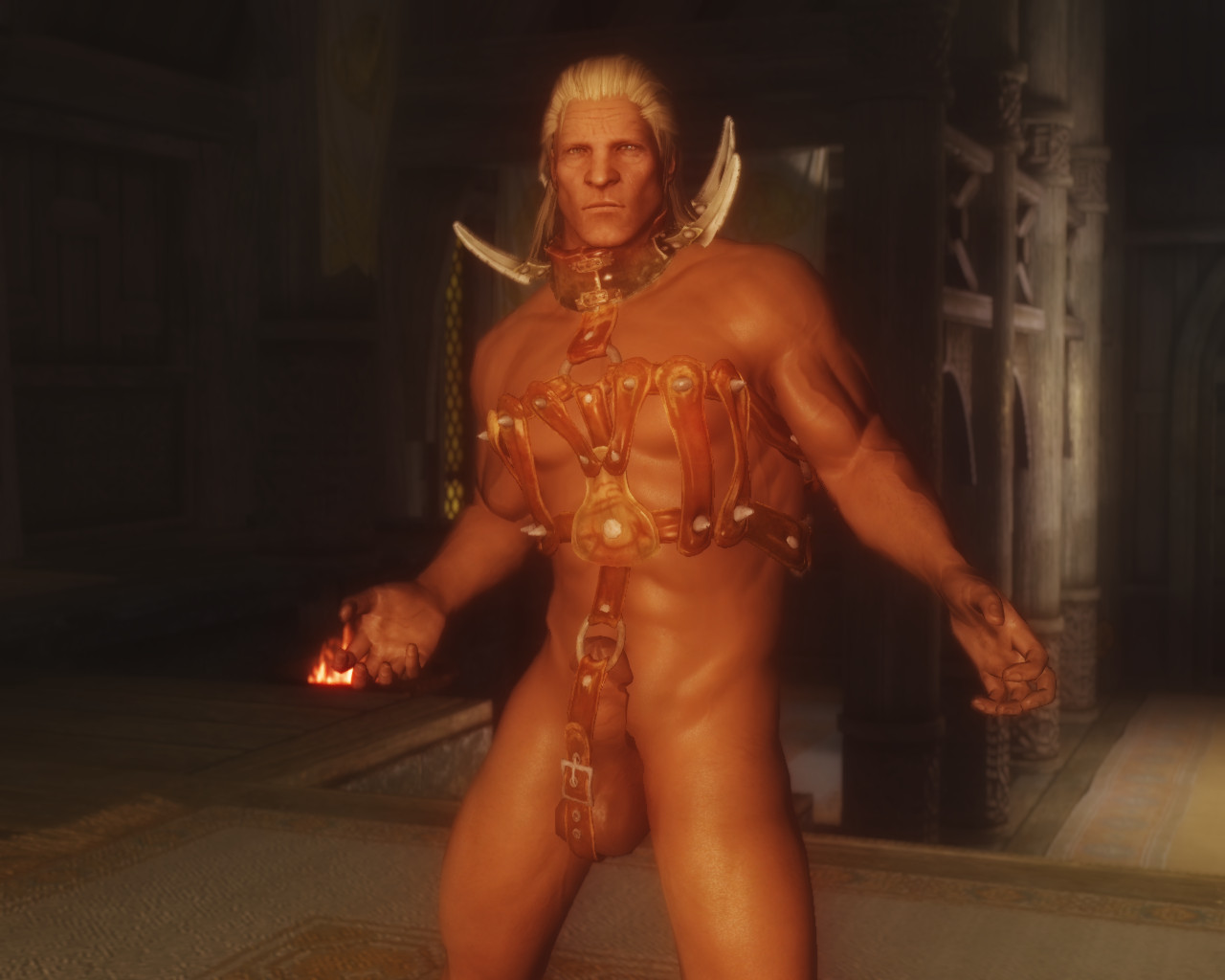 Elf men nude sexy image
