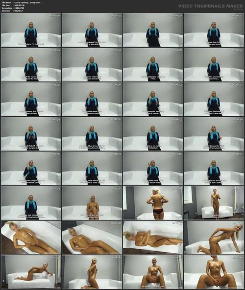 czech porno casting - Jenny HD 720p